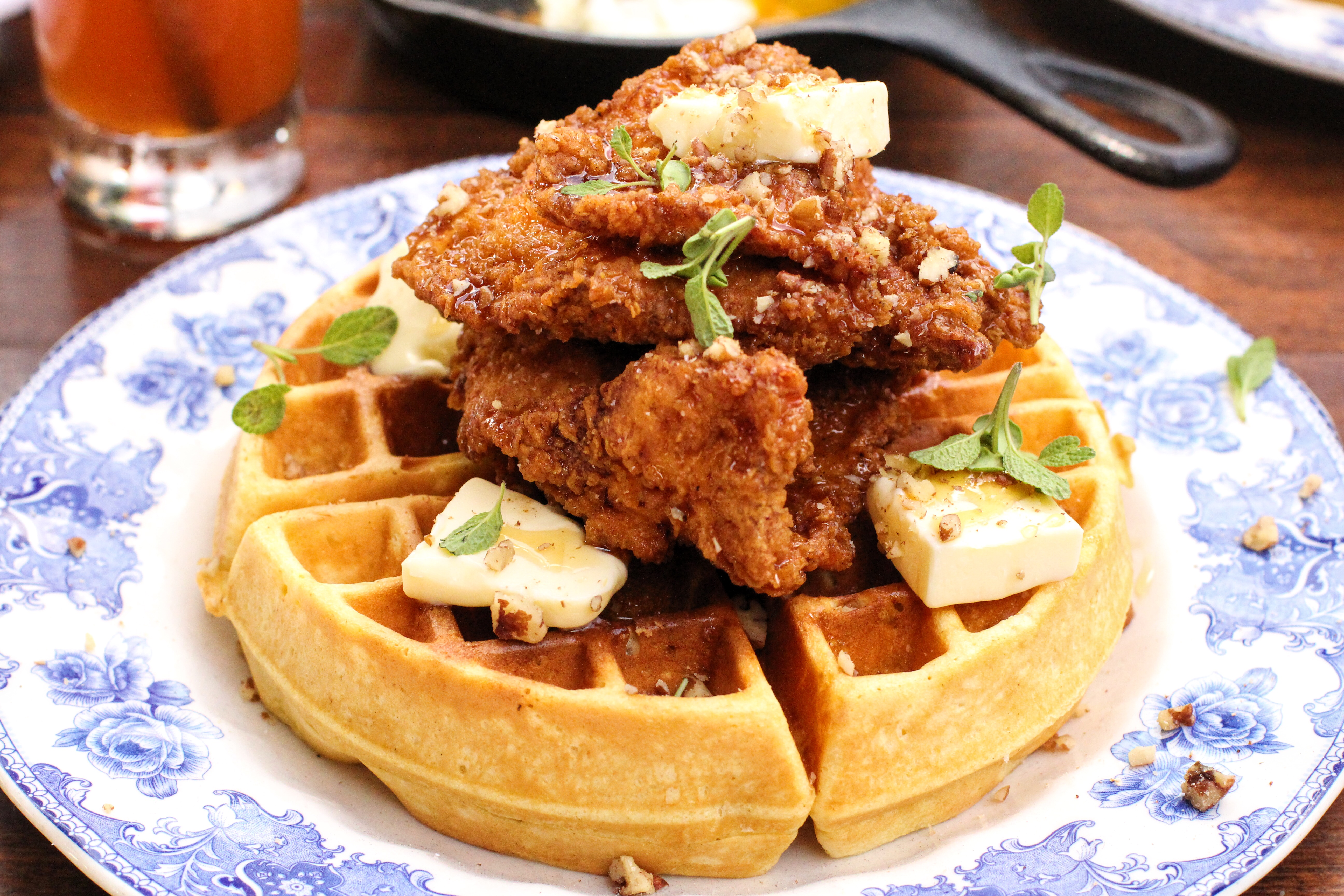 Chicken & Waffles from Preux & Proper